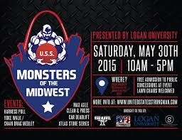 monsters midwest 30th logan university