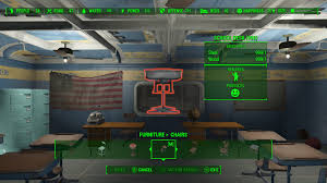 Video Game Desk by Assignable Desks At Fallout 4 Nexus Mods And Community