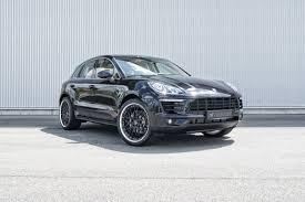 Porsche Macan Black Wheels - hamann reveals new wheel options for porsche macan gtspirit