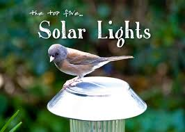 Solar Lights Outdoor Reviews - five best solar powered garden lights for 2017 our reviews and