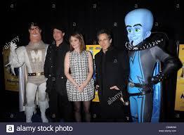 Megamind Halloween Costumes Metro Man Brad Pitt Tina Fey Ben Stiller Megamind Arrivals
