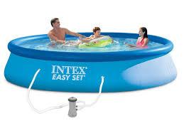Intex Pool Filters Intex Easy Set Pool ø3 96 X 0 84 M Intex Portable Pools