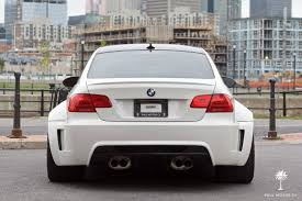 Bmw M3 Back - supercharged and widebody bmw e92 m3 rare cars for sale blograre