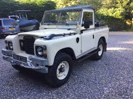 land rover series 3 1972 land rover series 3 being auctioned at barons auctions