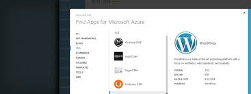 how to install wordpress on microsoft azure step by step guide