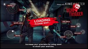 game dead trigger apk data mod dead trigger mod apk and data 100 working with gameplay proof in