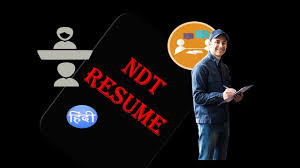 Ndt Technician Resume Example by 100 Google How To Write A Resume Kickresume Career Advice