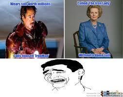 Margaret Thatcher Memes - margaret thatcher muthafuckas by ahmed rahman 58 meme center