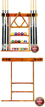 pool table wall rack ball and cue racks 75185 pool table wall mount rack mahogany for 6