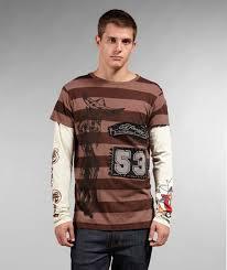ed hardy cheap cute clothes men long sleeve t shirts ed mct008