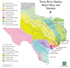 Colorado River Texas Map Texas Rivers Tested By Drought Population Growth The Texas Tribune