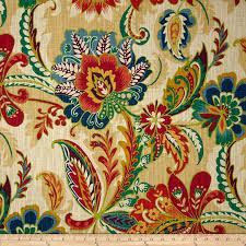 amazon com richloom r gallery ayers jewel fabric by the yard by