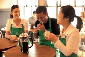 starbucks offers free tuition for its employees time com