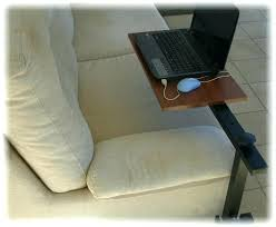Slide Under Sofa Tables Slide Under Couch Table Laptop Lap Tray