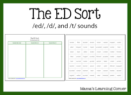 ed ending worksheets free worksheets library download and print