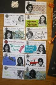 name tags for class reunions wasatch academy bliss101
