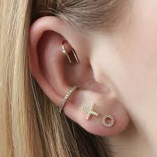 earrings ear the ear bar maison miru