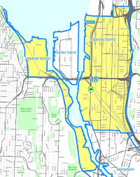 Map Of West Seattle Viewpoi by Seattle Harbor Map