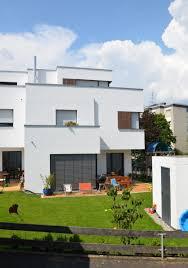 Einfamilienhaus Reihenhaus Gebaut Projekte Beichle Architekten