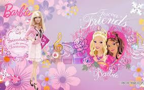 barbie cartoon barbie eating apple barbie friends
