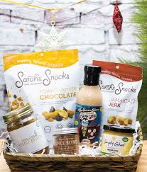 non food gift baskets taste of pa gift basket s snacks free shipping