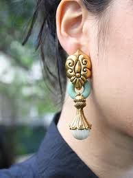 70 s earrings 48 best 70 s images on en vogue fashion history and 1970s