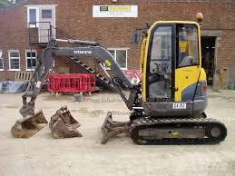 volvo ecr 28 price u20ac17 953 2013 mini excavators u003c 7t mini