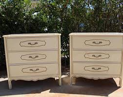 Shabby Chic Credenza by Sold Vintage French Provincial Dresser Credenza Ivory