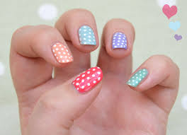 nail art cute nail art designs and how to do them diy ideas for