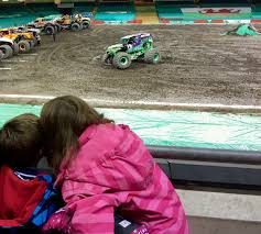 how long is monster truck jam jaw dropping stunts at monster jam principality stadium cardiff