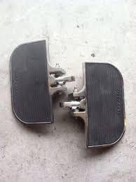 Motorcycle Footboards Harley Floorboards Motorcycle Parts Ebay