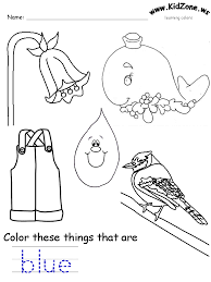 colors recognition practice worksheet abc easy as 123