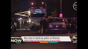 Phoenix Traffic Map by Phoenix Police Suspect Killed In Officer Involved Shooting