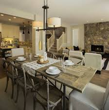 dining room round dining table for 8 rustic dining room table