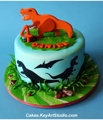 dinosaurs cakes top dinosaur cakes cakecentral