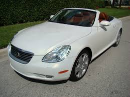 lexus convertible sc430 lexus for sale