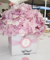 centerpieces for baptism udderlyawesome sting from the heart our granddaughter s
