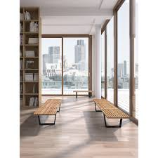 heywood double bench natural chaises u0026 benches furniture