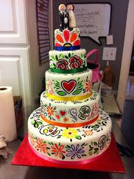 day of the dead wedding cake day of the dead wedding cakes idea in 2017 wedding