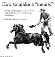 How To Create A Meme - how to create a highly successful internet meme 22 words
