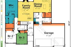 house floor plans designs sophisticated modern one story house plans contemporary ideas ranch