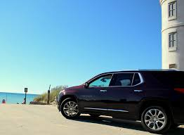 chevrolet traverse blue finding new roads w the all new 2018 chevrolet traverse