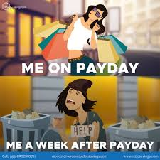 Me On Payday Meme - you never have to get stressed on rcbc savings bank facebook