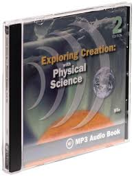 apologia exploring creation with physical science 2nd ed audio cd