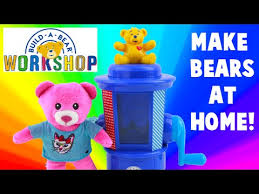 build your own teddy build a workshop station build your own at