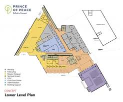 Day Care Center Floor Plan Land U0026 Building Blog Prince Of Peace Lutheran Church