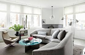 julianna margulies u0027s light filled new york city apartment