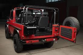mercedes benz jeep red 1991 mercedes benz gelandewagen for sale 1988030 hemmings motor