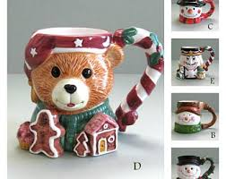 snowman mug etsy