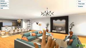 virtual floor plans virtual reality floor plan design for touch screen vr glasses